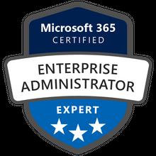 Microsoft 365 Enterprise Administrator